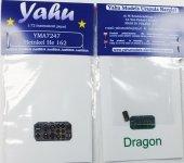 Yahu YMA7247 He 162 (Dragon) 1:72