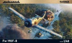 Eduard 82139 Fw 190F-8 Profipack edition 1/48