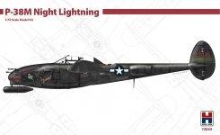 Hobby 2000 72043 P-38M Night Lightning – DRAGON 1/72