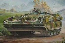 Trumpeter 00310 Sweden Strv 103C MBT (1:35)