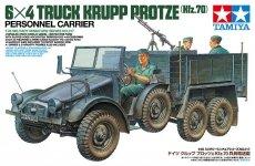 Tamiya 35317 6X4 Truck Krupp Protze (Kfz.70) Personnel Carrier (1:35)