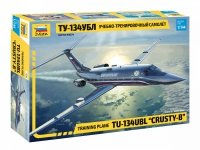 Zvezda 7036 Tupolev Tu-134UBL Crusty-B 1/144