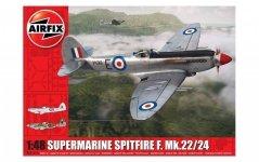 Airfix 06101A Supermarine Spitfire F.Mk.22/24 (1:48)
