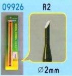 Trumpeter 09926 Chisel R2 dłuto 2mm
