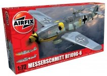 Airfix 02029A Messerschmitt BF109G (1:72)