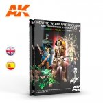 AK Interactive AK 293 HOW TO WORK WITH COLORS AND TRANSITIONS WITH ACRYLICS (English)