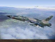 Trumpeter 01618 F-105G THUNDERCHIEF (1:72)