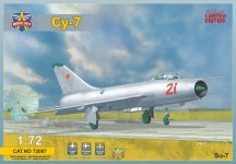 Modelsvit 72007 Sukhoi Su-7 Soviet fighter 1/72