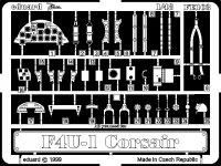 Eduard FE103 F4U-1 1/48 Tamiya