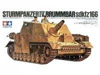 Tamiya 35077 German Sturmpanzer Brummbar (1:35)