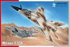 Special Hobby 72347 Mirage F.1 CR 1/72