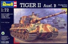 Revell 03129 Tiger II Ausf. B (1:72)
