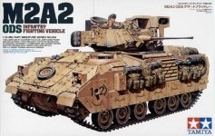 Tamiya 35264 M2A2 ODS Infantry Fighting Vehicle (1:35)