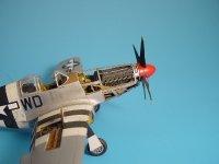 Aires 4192 P-51B/C Mustang detail set 1/48 Tamiya