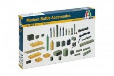Italeri 6423 Modern Battle Accessories (1:35)