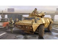 Trumpeter 01541 American M1117 Guardian Armored Security Vehicle (ASV) (1:35)