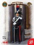 ICM 16003 Worlds Guard Italian Carabinier 1/16