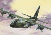 Italeri 0015 C-130 E/H Hercules (1:72)