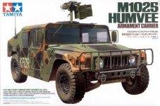 Tamiya 35263 M1025 Humvee Armament Carrier (1:35)