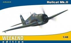 Eduard 84134 Hellcat Mk. II (1:48)