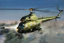 Hobby Boss 87244 PZL Mi-2URP Antitank Variant (1:72)