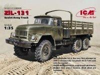 ICM 35515 ZiL-131 Soviet Army Truck (1:35)