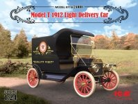 ICM 24008 Model T 1912 Light Delivery Car (1:24)