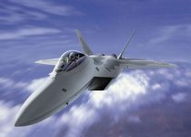 Italeri 1207 F-22 Raptor (1:72)