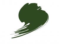 Hataka HTK-C242 IJA Olive Green (Midori-iro) 17ml