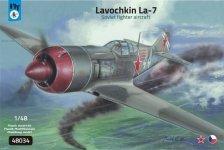 Fly 48034 Lavochkin La-7 1/48