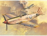 Trumpeter 02275 P-51D Mustang IV (1:32)