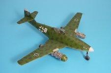 Aires 4222 Me-262A Schwalbe detail set 1/48 Tamiya