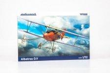 Eduard 7406 Albatros D.V Weekend edition 1/72