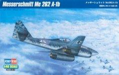 Hobby Boss 80375 Messerschmitt Me 262 A-1b (1:48)