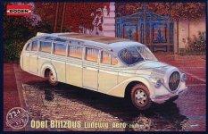 Roden 724 Opel Aero (1:72)