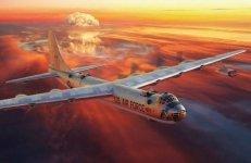Roden 337 Convair B-36D/F/H/J Peacemaker 1/144