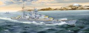 Trumpeter 05346 German Heavy Cruiser Blucher 1/350