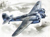ICM 72163 Avia B-71 (1:72)
