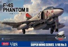 Zoukei-Mura SWS4805 F-4S Phantom II 1/48