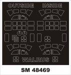 Montex SM48469 WALRUS I AIRFIX 1/48