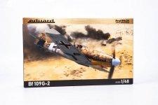 Eduard 82165 Bf 109G-2 Profipack edition 1/48