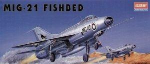 Academy 12442 Mig-21 Fishbed (1:72) (1618)