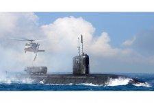 Hobby Boss 83531 USS Greeneville SSN-772 (1:350)