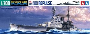 Tamiya 31617 HMS Repulse 1/700