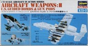 Hasegawa X72-2 US Aircraft weapons II (1:72)