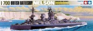 Tamiya 77504 Nelson Bri. Battleship 1/700