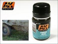AK Interactive AK 016 Fresh Mud 35ml