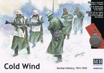 Master Box 35103 German Infantry (1941-1945) Cold Wind (1:35)