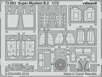 Eduard 73683 Super Mystere B.2 1/72 SPECIAL HOBBY