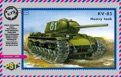 PST 72008 KV-85 Heavy Tank 1/72